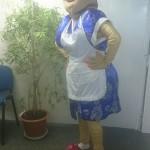 Ростовая кукла Фрекен Бок