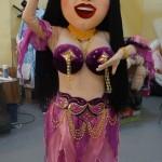 Ростовая кукла Восточная красавица